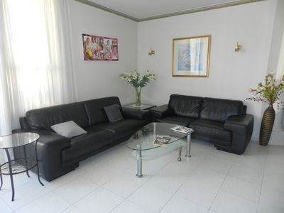 Photo for Very nice comfortable apartment 3 'from Kikar and 5' from the beach
