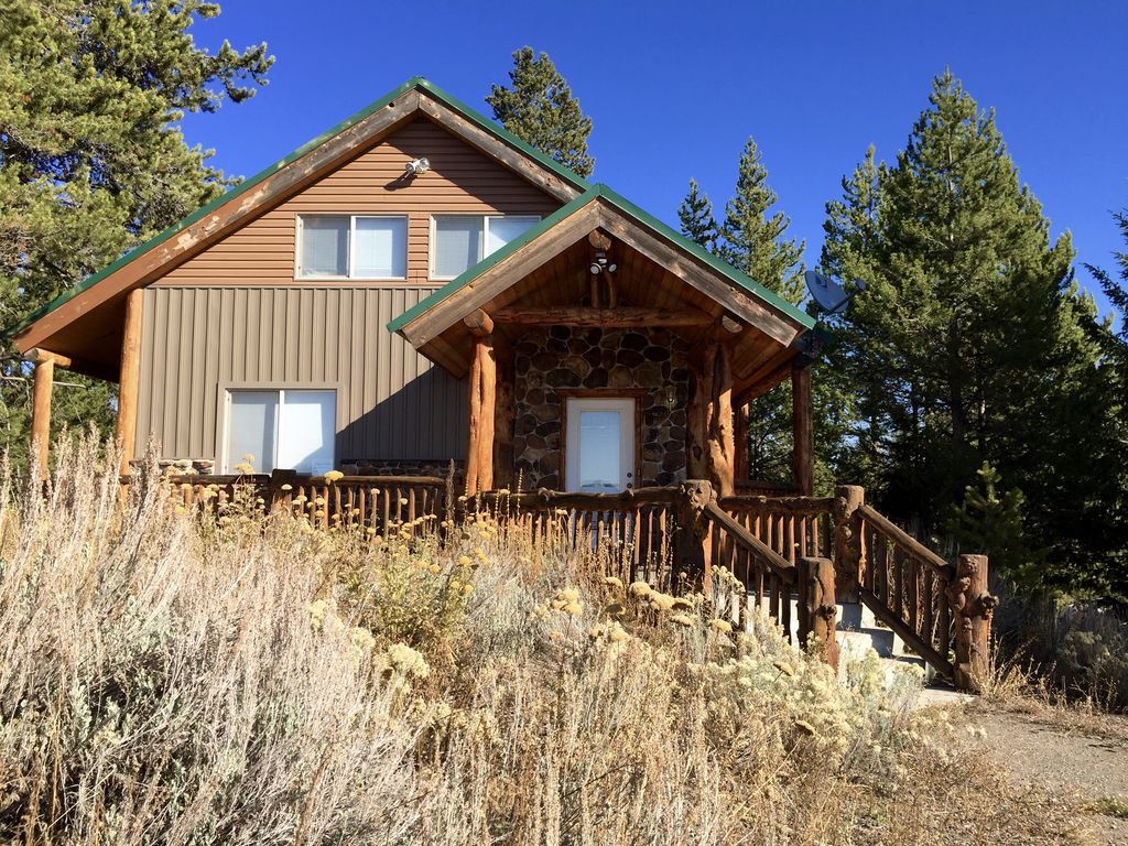Hidden Creek Minutes To Yellowstone Satelli Vrbo