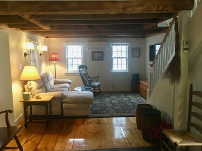 Photo for Authentic 1739 Two Bdrm Cottage in Historic Salem