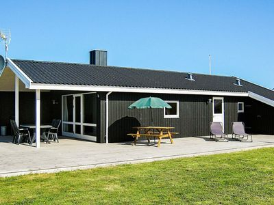 Photo for Peaceful Holiday Home in Harboøre with Whirlpool