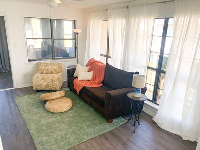 Photo for Renovated Pet Friendly Vacation Rental by the Beach