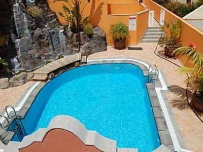 Photo for Luxury Duplex Townhouse, Communal Pool with Cascading Waterfall