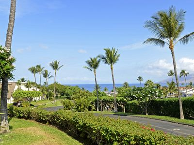 Photo for Summer Sale!  Maui Kamaole 1BD Ocean View Condo  #J118