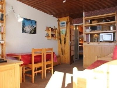 Photo for Apartment Val Thorens, studio flat, 5 persons