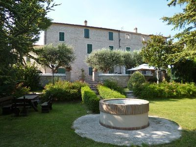 Photo for 15BR Villa Vacation Rental in Cingoli, Marche