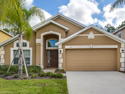 Photo for Beautiful 4 Bed Pool Home At Watersong Resort