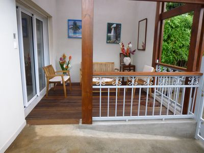 Photo for Maisonette + Parking in enclosed courtyard, separate entrance