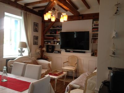 Photo for 5 * apartment from 4 to 7 pers. in Mansion thermal district VITTEL