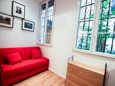 Photo for Modern studio in the heart of Paris