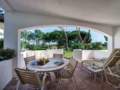 Photo for 2 bedroom Apartment, sleeps 6 in Quinta do Lago with Air Con and WiFi