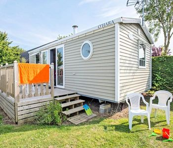 Photo for 2BR Mobile Home Vacation Rental in LE CROTOY