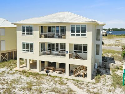 Photo for Southern Belle Gulf Shores Gulf Front Vacation House Rental - Meyer Vacation Rentals