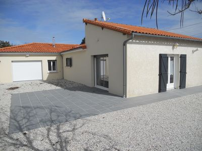 Photo for ROYAN -SAINT GEORGES DE DIDONNE: House / Villa 7 people, 400m from the beach