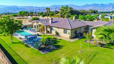 Photo for Outdoor Oasis w/Pool+Spa | Amazing Mtn Views | 7 BR ❤ by AvantStay