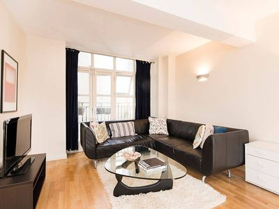 Photo for Spacious 2BR Shoreditch Apartment