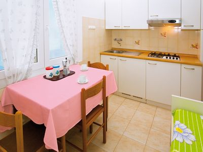 Photo for Calligher two-room flat in quite location in the heart of Bibione