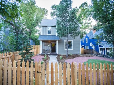 Photo for Perfect Location!!  Walk downtown! Central to everything Colorado Springs !!