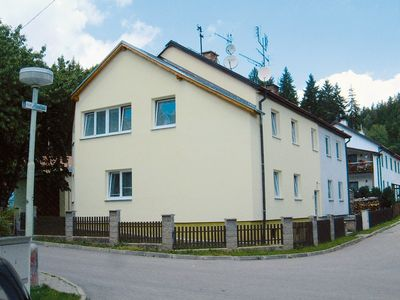 Photo for Holiday apartment th common garden and pavilion