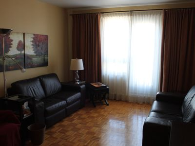 Photo for Cozy  quiet condo in Montreal