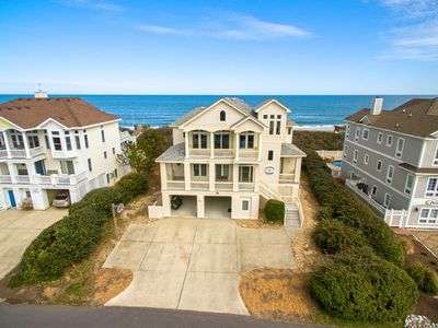 Photo for Seaclusion Pine Island: 6 BR / 5 BA house in Corolla, Sleeps 17