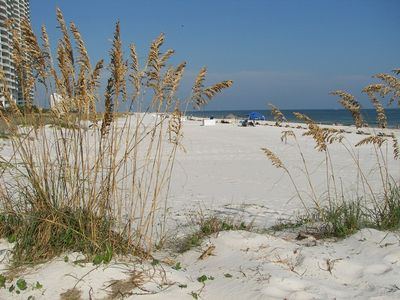 White Sandy Beaches on the Gulf Of Mexico