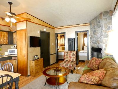 Photo for Budget Friendly! Downtown- next to Dining-Shopping-Skiing!