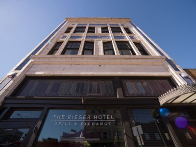 "Photo for ""5 STAR HOTEL TURNED LUXURY RENTAL"" the Rieger Hotel!!!"