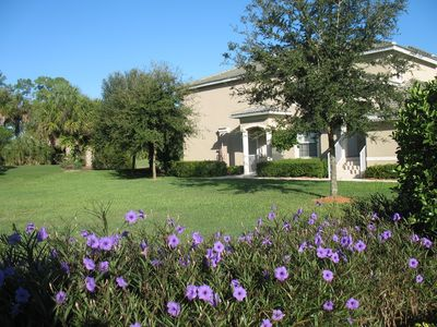 Entrance - End Unit; 2nd Floor REMINDER - Cypress W. Only Allows MONTHLY Rentals