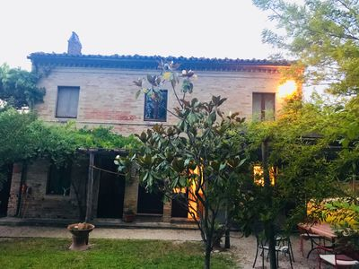 Photo for Fantastic location, 25. min. to beach and into the mountains, pets welcome