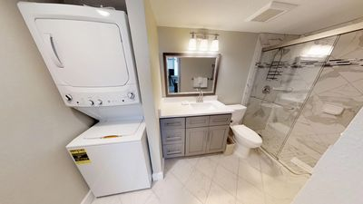 Photo for Unit 507 - East View Platinum Unit with WASHER/DRYER!
