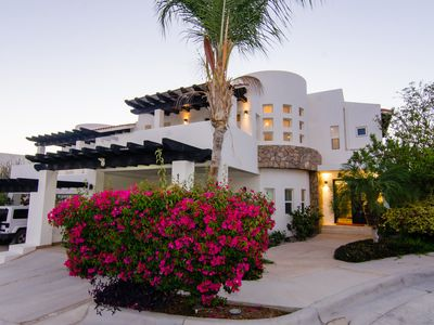 Photo for CHRISTMAS and NEW YEAR'S SPECIAL!! GORGEOUS HOME WITH ROOFTOP VIEWS OF THE CABO ARCH!!!