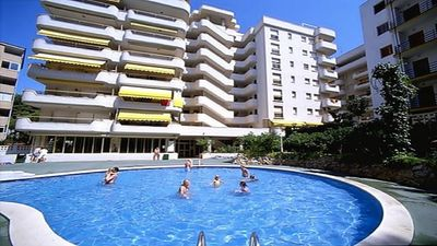 Photo for PENTHOUSE in SALOU, SEA VIEWS, WIFI, 500m from the beach