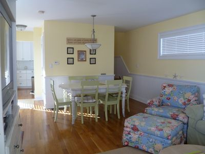 Photo for Charming single family home close to beach and bay. Rooftop deck with wateviews