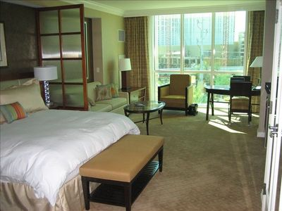Photo for Signature at ~MGM~ Grand Junior Suite  up to 25% off MGM Rates!  Contact us!