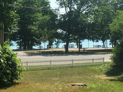 Photo for West Side Bungalow for 8/ Bay views & access/ minutes to TC/Pet friendly/ AC