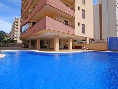 Photo for 2 bedroom Apartment, sleeps 5 in Ifac with Pool, Air Con and WiFi