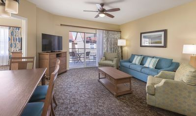 Photo for Club Wyndham Branson at the Meadows, Missouri, 1 Bedroom Suite