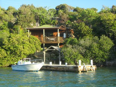 Photo for Blue Pearl Waterfront Cottage Antigua