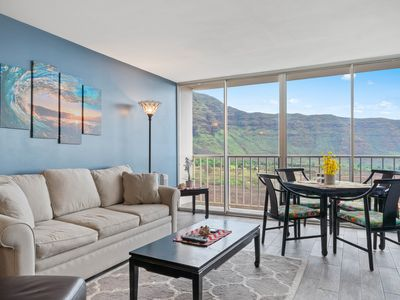 Photo for Oceanview condo with shared pool, peaceful location near forest, golf, and more