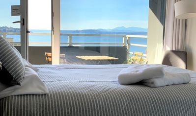 Photo for 5 Star Airbnb DISCOUNTED for 1st Guest! (Pike Place & Water View + Pool & Sauna)