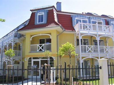 Photo for Close to the beach apartment with two balconies, Wi-Fi hotspot, sauna and lift in the house
