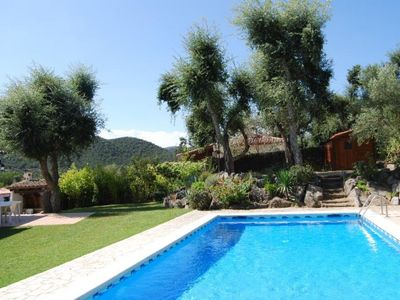 Photo for Club Villamar - Lovely villa for 6 persons with private swimming pool and big garden