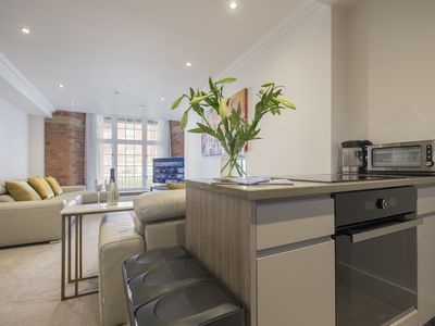 Photo for 1BR Apartment Vacation Rental in York, North Yorkshire