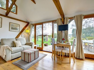 Photo for Vacation home Sharpsbridge Farm in Maresfield - 2 persons, 1 bedrooms