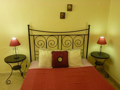Photo for Large studio with garden access, Historic Center Jerez, wifi, air
