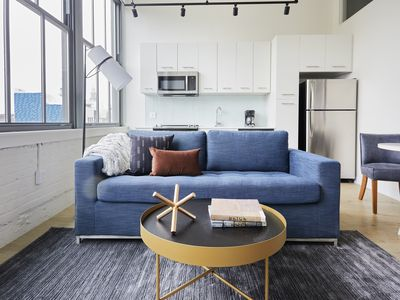 Photo for Sonder | Museum District | Lively 1BR + Kitchen