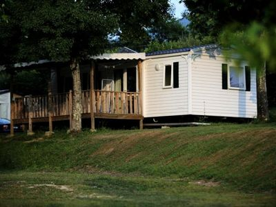 Photo for Camping Lake King bed **** - Family Cottage Loft 4 Rooms 6/8 People