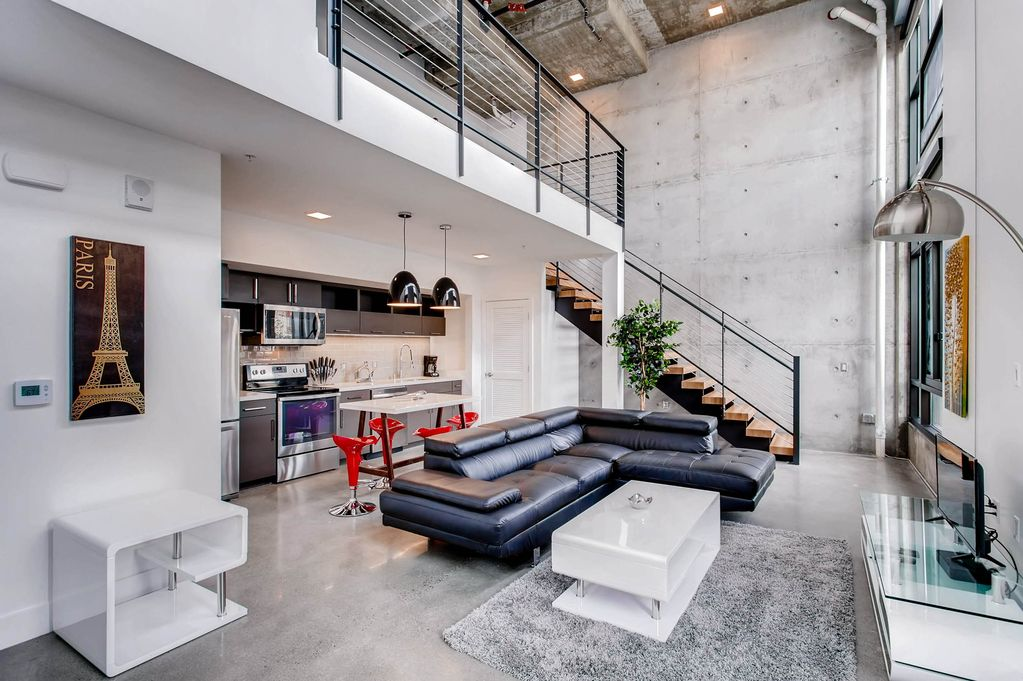 San Diego #4 - One Bedroom Loft - Apartment - Downtown
