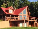 4BR Cabin Vacation Rental in Guild, Tennessee