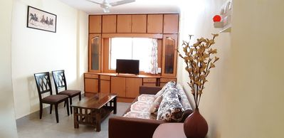 Photo for 1BHK Fully Furnished, Clean, Well Equipped Apartment in Kothrud